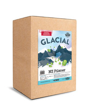 Glacial NZ Pilsner All Grain Kit (Room Temperature Fermentation)