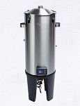 Grainfather Conical Fermenter Pro + Dual Valve Tap + Temperature Controller.