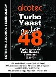 Alcotec 48 Carbon Turbo Yeast for 9kg Sugar