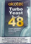 Alcotec 48 Turbo Yeast for 9kg Sugar (limit 2)