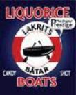 Prestige Candy Shot - Liquorice Boats